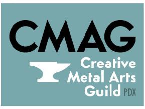 Creative Metal Artist Guild logo