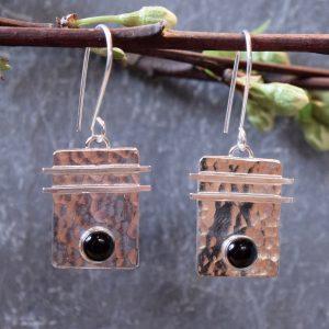 asian flair earrings