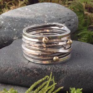 Saucy Jewelry - rings lookbook 1