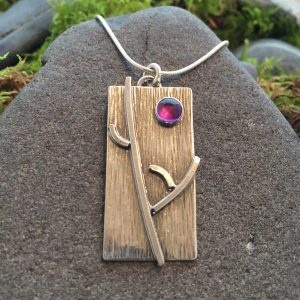 Saucy Jewelry lookbook pendants 1