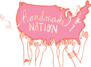 Handmade Nation logo